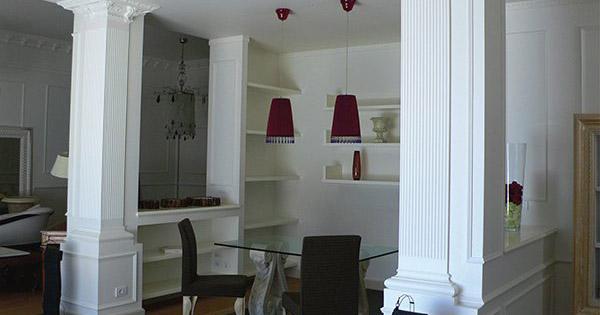 Nuovi ambientazioni stucchi decorativi lagioia - Stucchi decorativi per interni ...